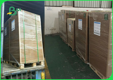 110-220 g / m2 Recycled Kraft Liner Board Sheet do opakowania FSC 65 * 86 cm